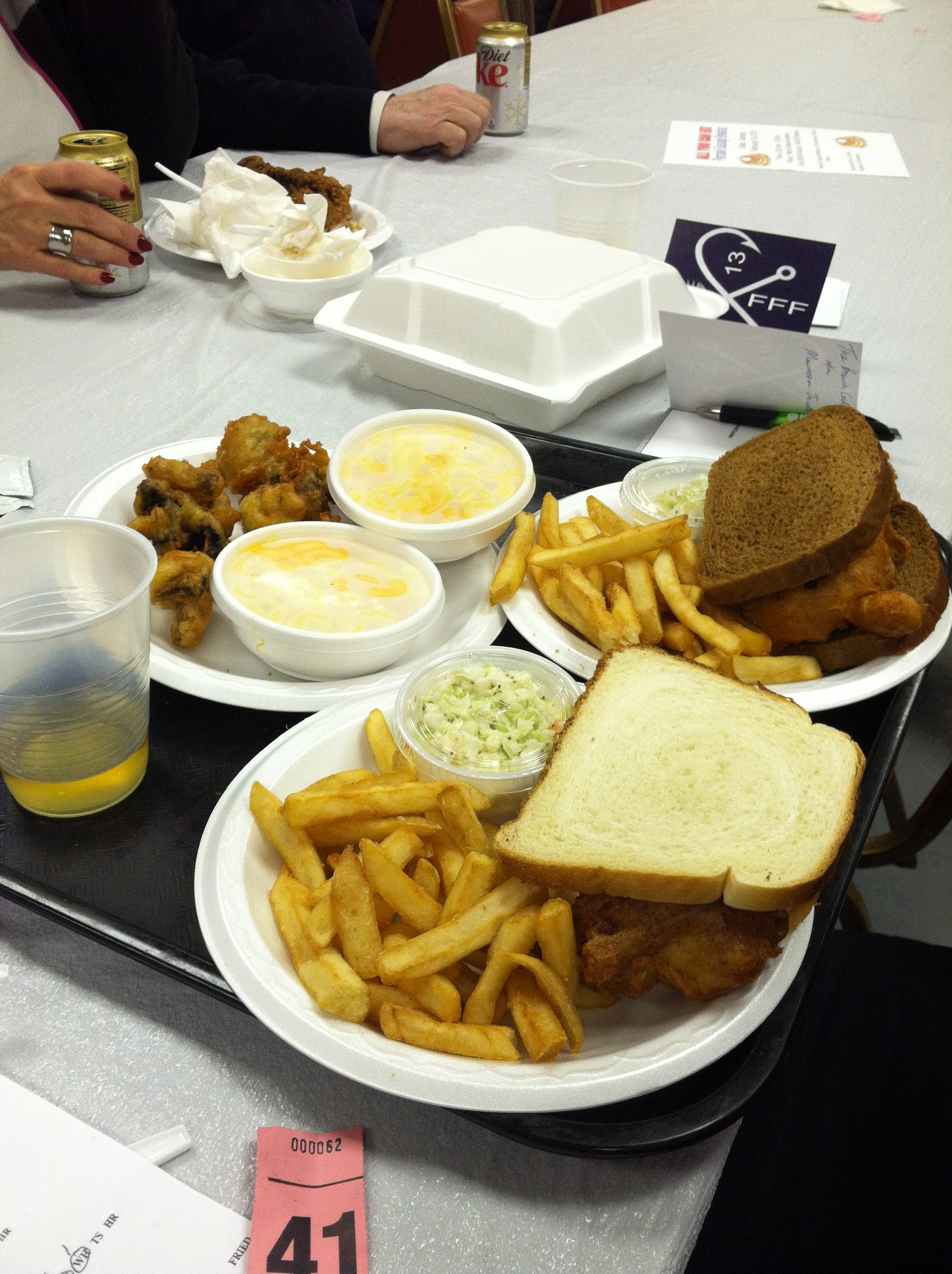 Friday Fish Fry | Cincinnati