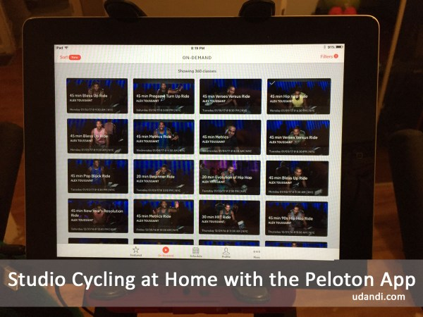 create an affordable stupid cycling experience at home Peloton copycat