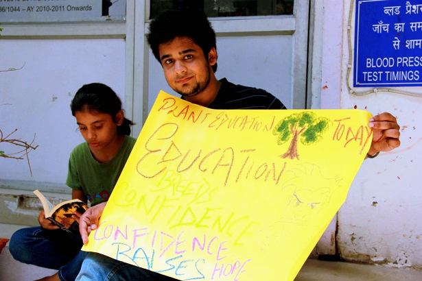 Importance of Education for a brighter future of India