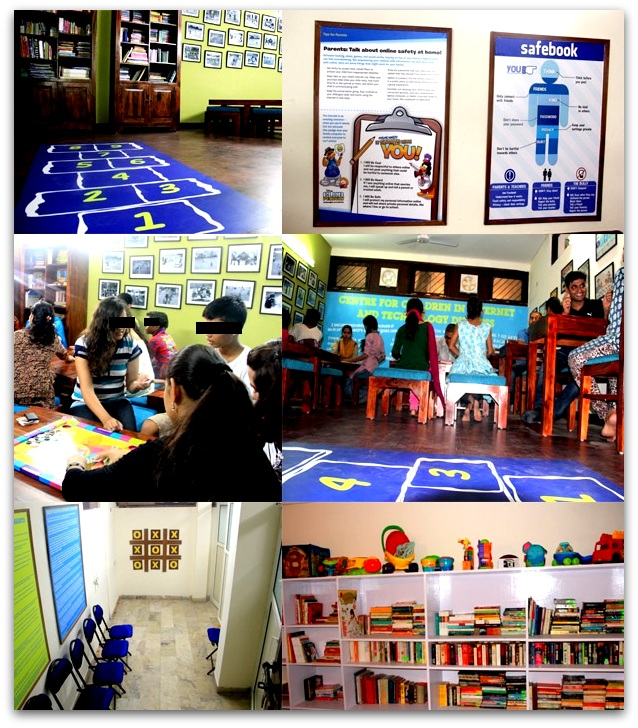 Centre for Children in Internet and Technology Distress