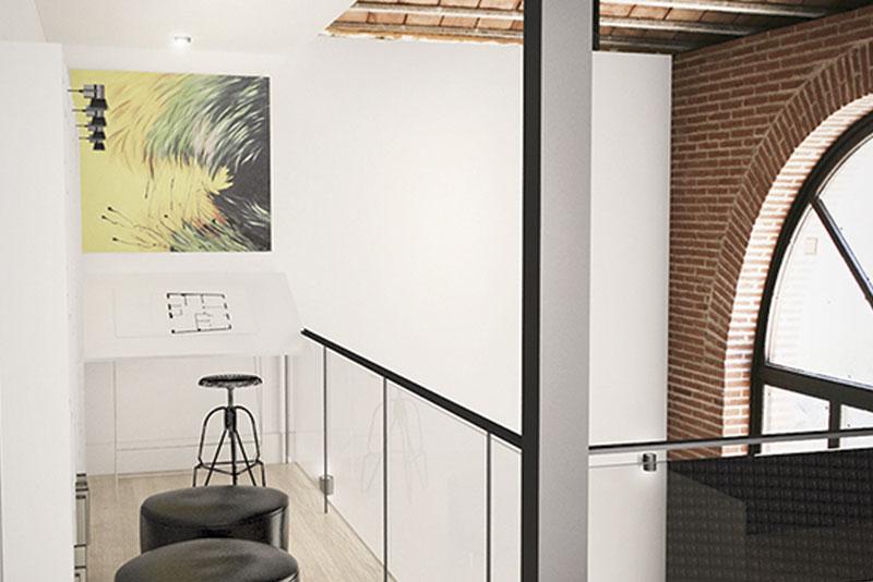 Remodelacion de interiores en vivienda