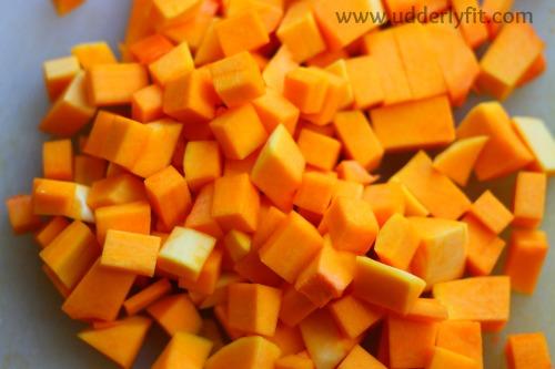 21 Day Fix - Butternut Squash Soup