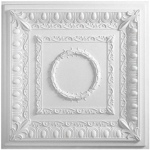 regal ceiling tile white