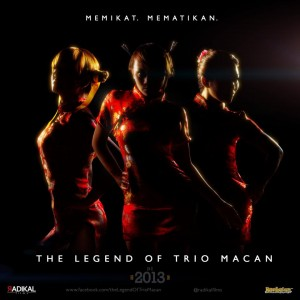 The Legend of Trio Macan