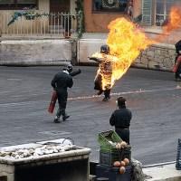 Cara menjadi stuntman