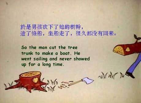 Cerita motivasi serang anak lelaki & pohon apel ketujuh