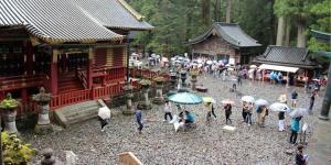 Mengunjungi Pusara Dewa Shogun Tokugawa 4