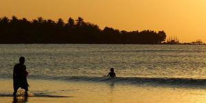 Pantai-Pantai di Kabupaten Lebak Banten Indonesia