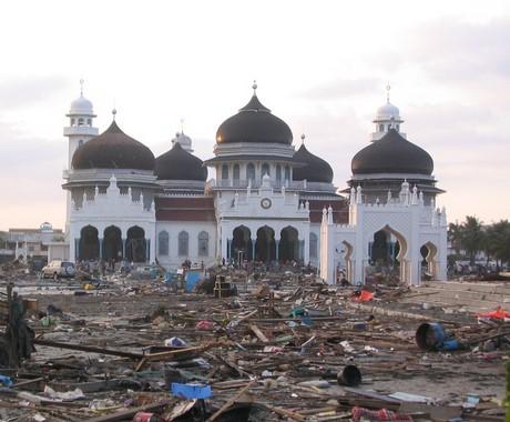 Ini Dia 4 Masjid di Dunia yang Selamat dari Bencana