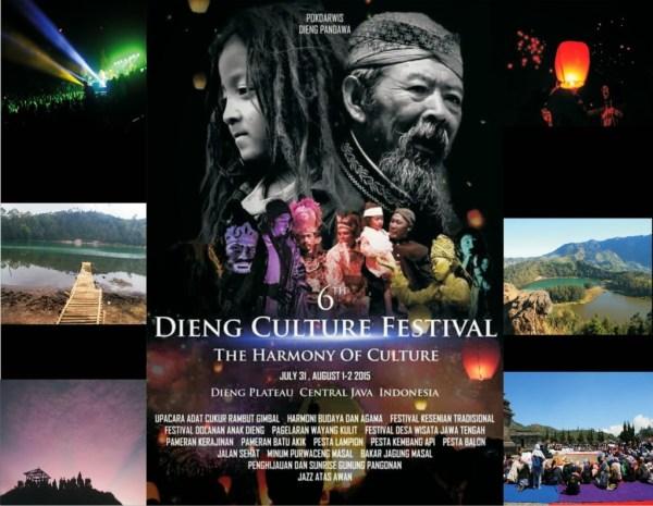Dieng Culture Festival 2015