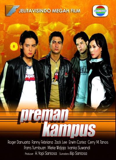 Poster Preman Kampus