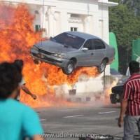 Stuntman Indonesia - Udeh Nans 8