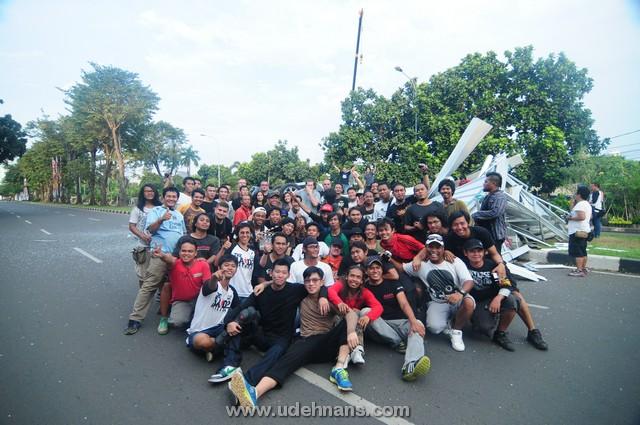 Stuntman Indonesia - Udeh Nans 4
