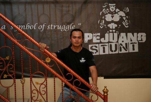 Udeh Nans - Founder Pejuang Stunt