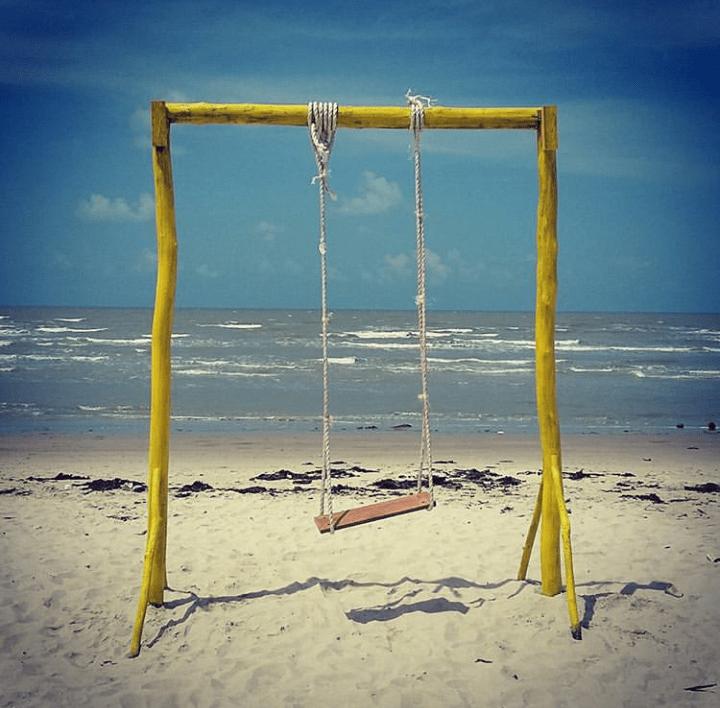 Pantai Nyiur Melambai Belitung