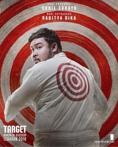 Hifdzi Khoir - Poster Karakter Film Target
