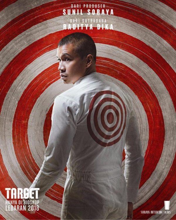 Samuel Rizal - Poster Karakter Film Target