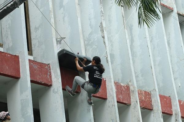 Stunt Coordinator film Target