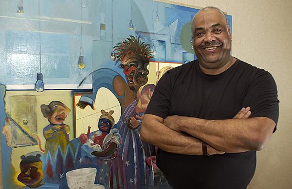 Contemporary artist at UD wins major award