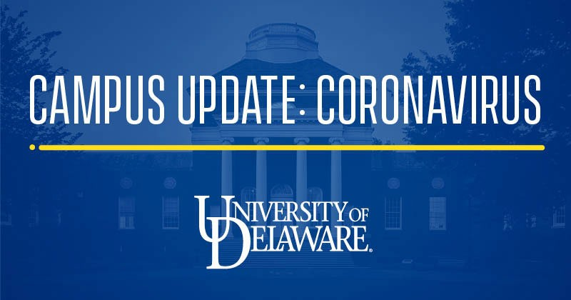 Coronavirus Update: Travel, Academics, Events and Workplace