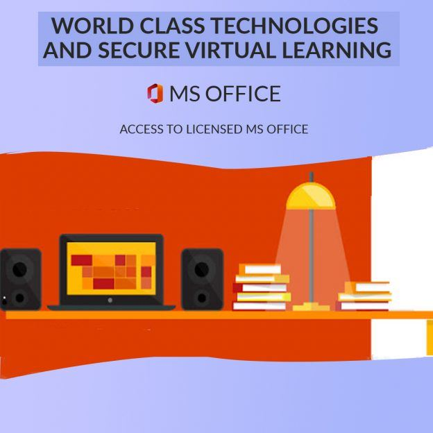 Access to licensed MS Office