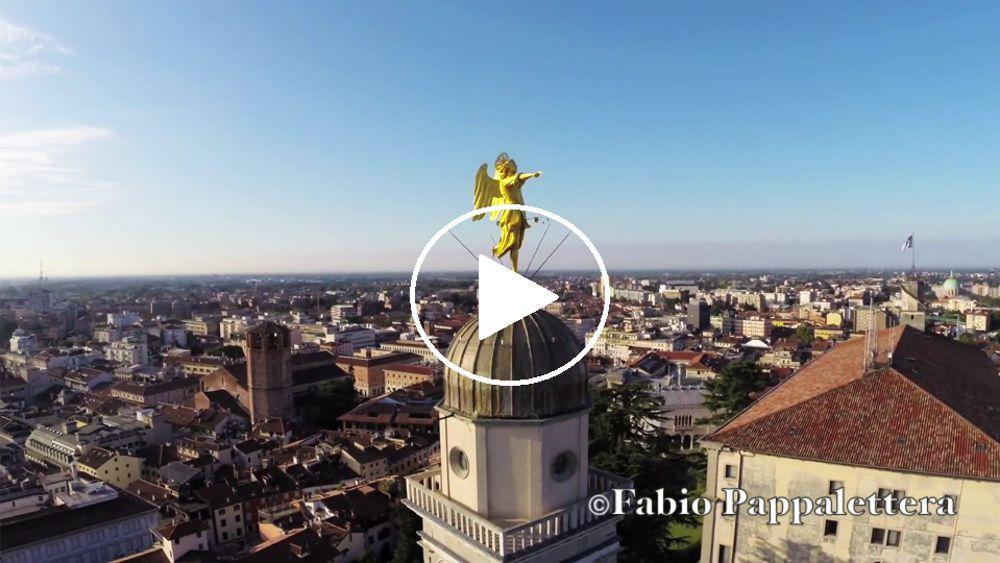 Friuli spettacolare il video che incanta il web