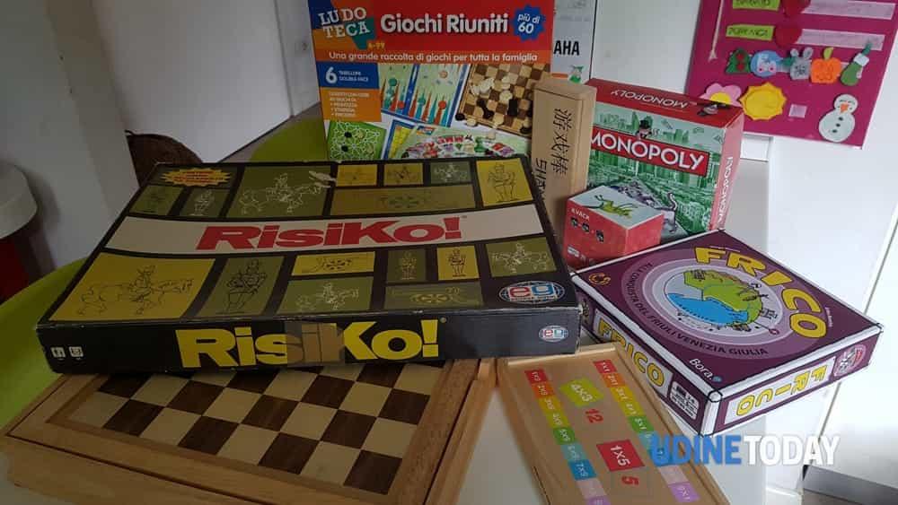 In 10 locali di Udine al posto delle slot arrivano i giochi da tavolo
