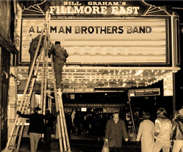 Allman Brothers Band's 'At Fillmore East': Greatest Live Rock Album Ever?