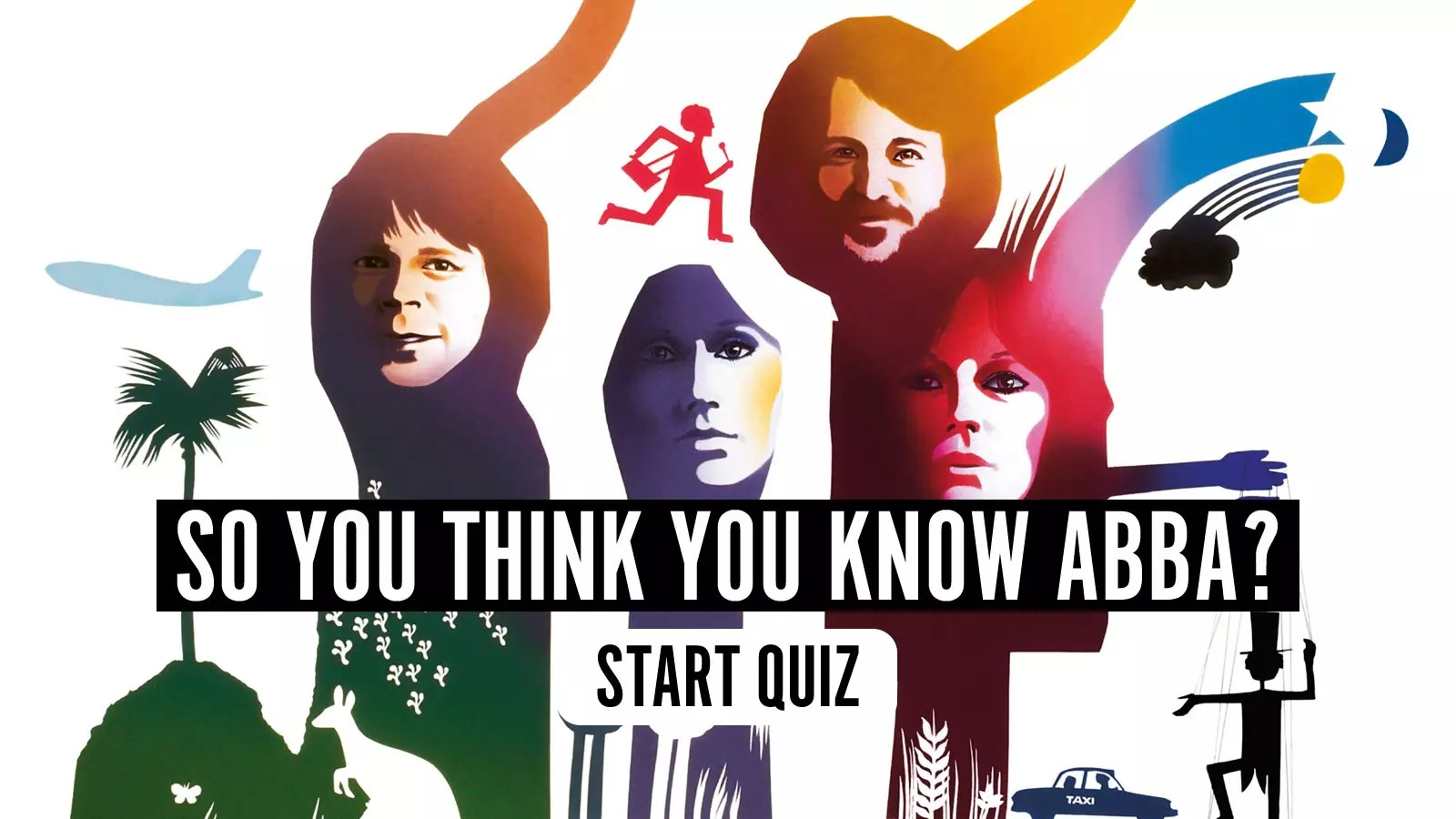 So You Think You Know Abba Uquiz