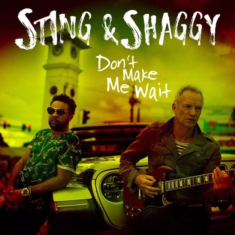 Sting Teams With Shaggy For Single Dont Make Me Wait