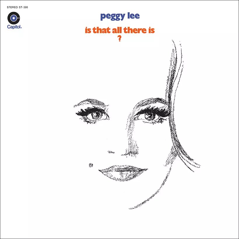 'Is That All There Is?' The Peggy Lee Classic That's More