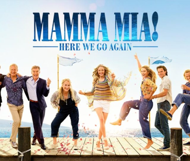 Mamma Mia Character Featured Image