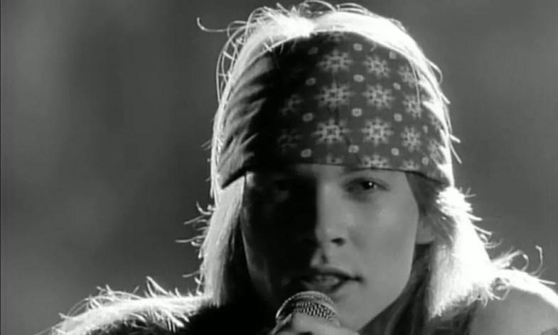 Guns N 'Roses Sweet Child O' Mine