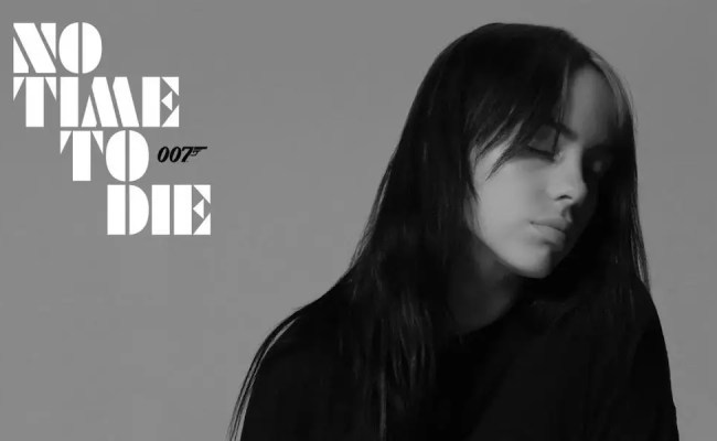 Billie Eilish Releases New Bond Theme Song No Time To Die
