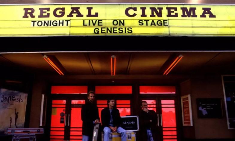Resultado de imagen de Genesis Announce 'The Last Domino?'