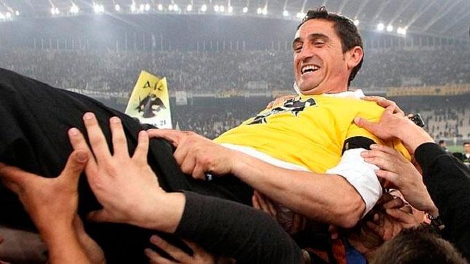 Manolo Jiménez, nuevo técnico de la UD Las Palmas