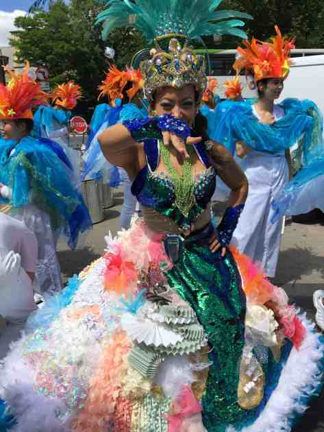 UDMSamba, Cowley Road Carnival Porta Bandeira, Uniao da Mocidade, Youth samba London and Oxford, Porta Bandeira,