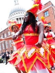 UDMSamba, Uniao da Mocidade, Yputh Samba london, Samba drumming and dance, Youth bateria, Youth Carnival, City of London Festival