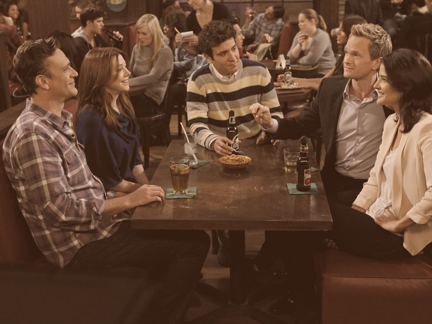 How to Meet New People HIMYM