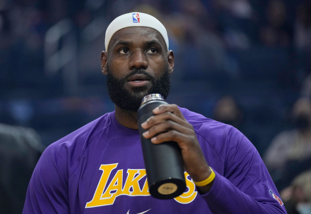 LeBron James Reveals He Finished 'Squid Game' & He Has Some Thoughts About The Ending [Video]