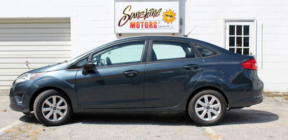 2011 Ford Fiesta Side Buy Here Pay Here York PA