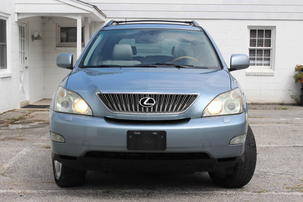 Blue 2007 Lexus RX 350 Front Buy Here Pay Here York PA