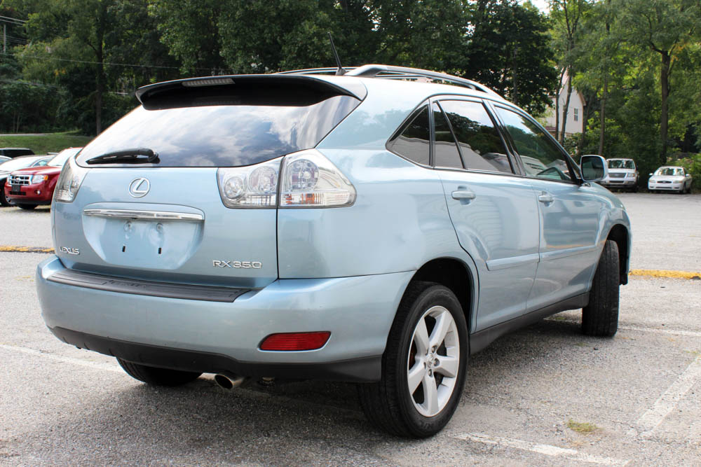 Blue 2007 Lexus RX 350 Side Rear Buy Here Pay Here York PA