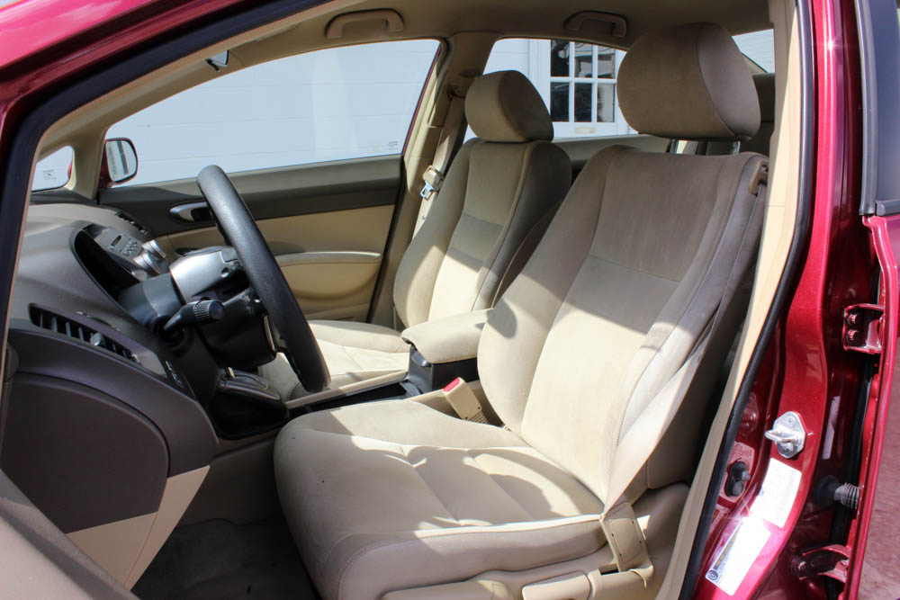 Honda Civic 2006 Front Seats Buy Here Pay Here York PA