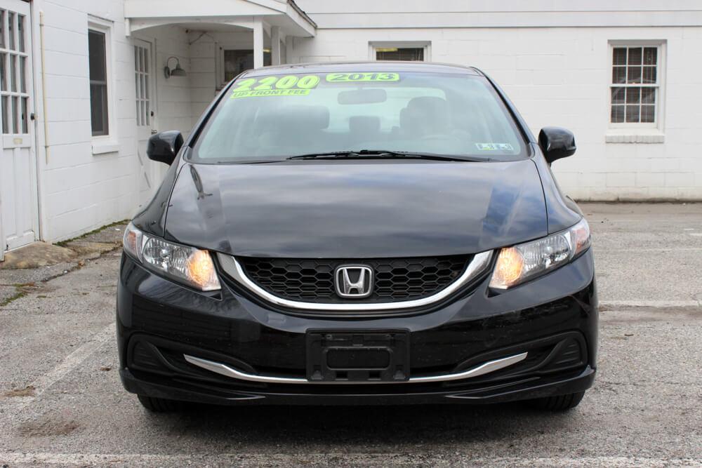 2013 Honda Civic Front Buy Here Pay Here York PA