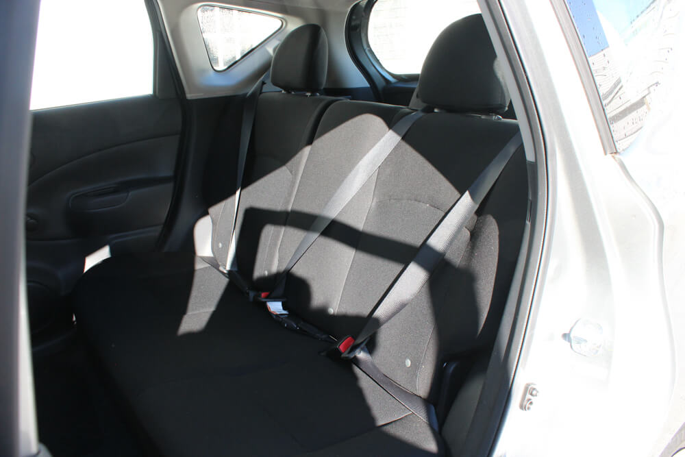 2014 Nissan Versa Note Rear Seats Buy Here Pay Here York PA