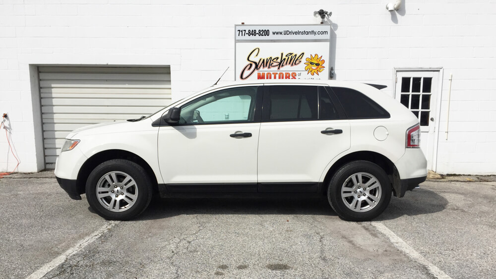 2009 Ford Edge Side Buy Here Pay Here York PA
