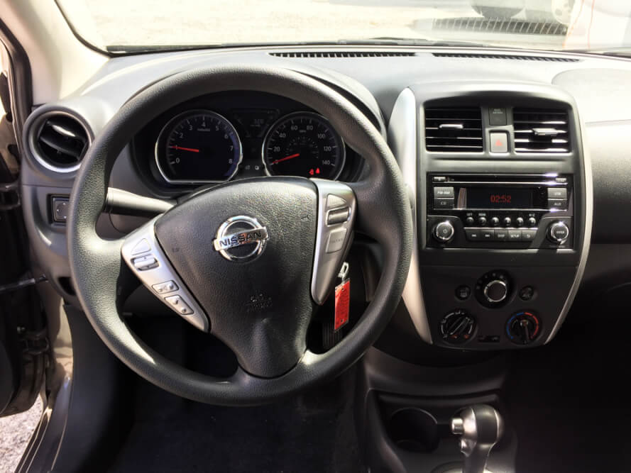 2016 Nissan Versa Console Buy Here Pay Here York PA