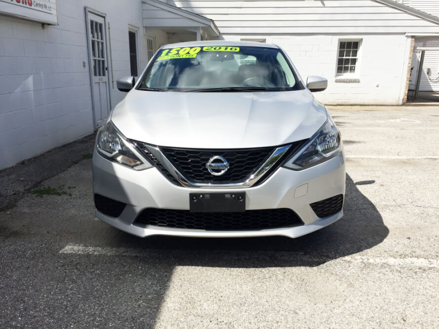 2016 Nissan Sentra Front Buy Here Pay Here York PA
