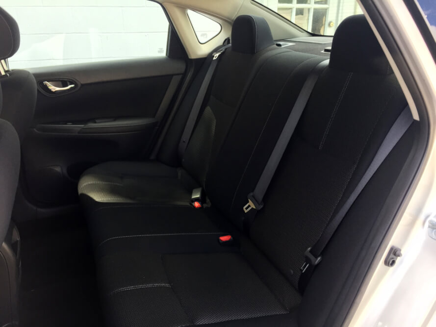 2016 Nissan Sentra Rear Seats Buy Here Pay Here York PA